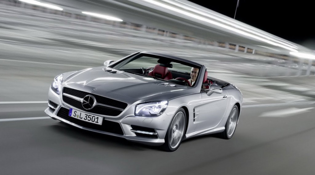 2013 mercedes benz sl class for Types of mercedes benz cars