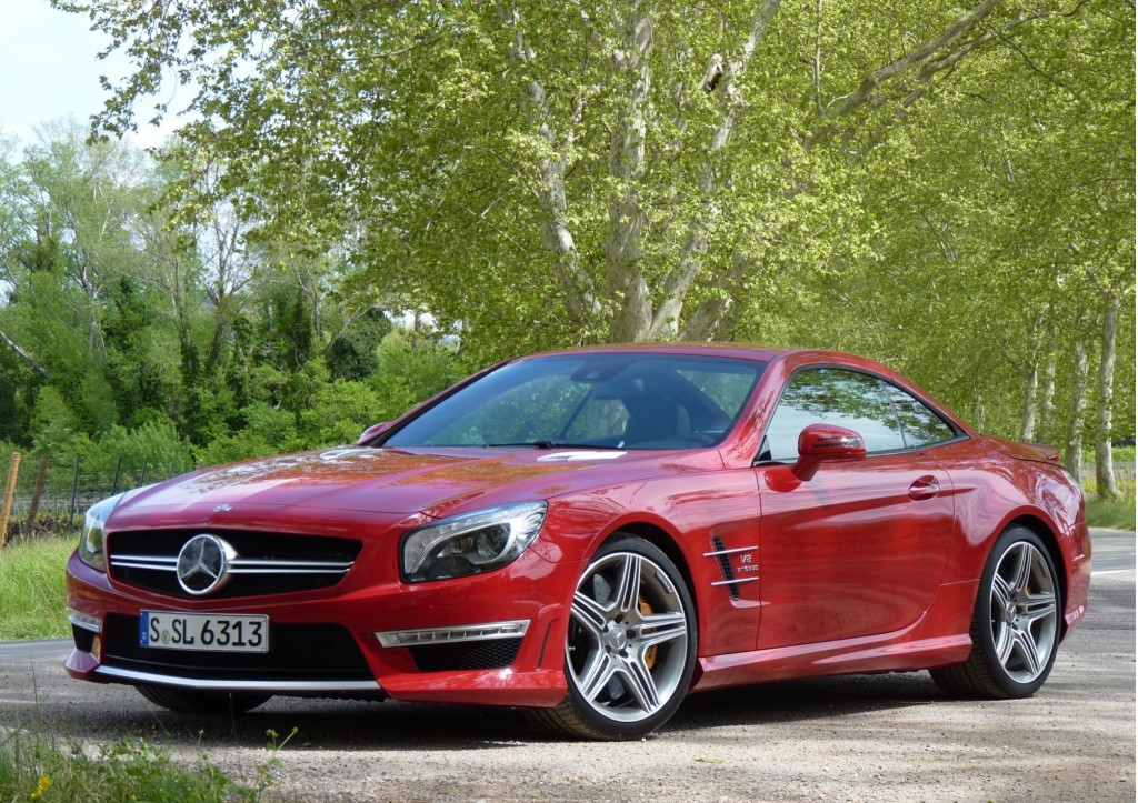 2013 mercedes benz sl63 amg first drive page 2 for 2013 mercedes benz sl class sl63 amg