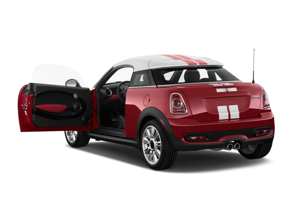 2013 MINI Cooper Coupe Pictures/Photos Gallery