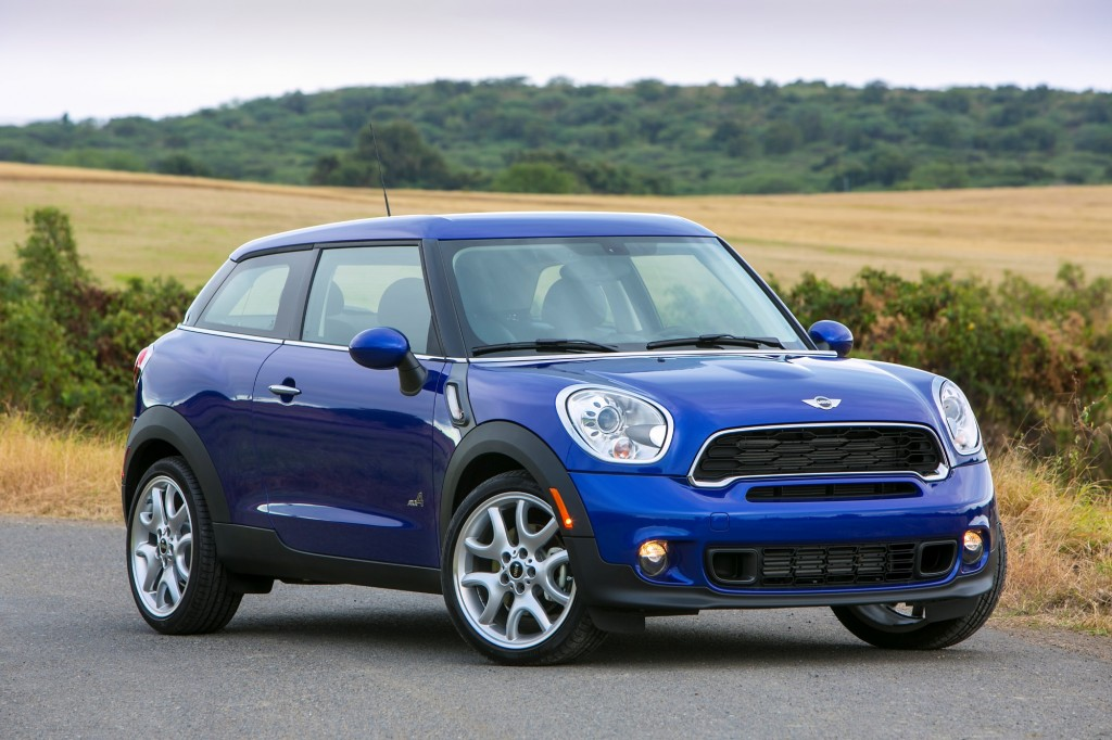 2013 mini cooper s paceman all4. Black Bedroom Furniture Sets. Home Design Ideas