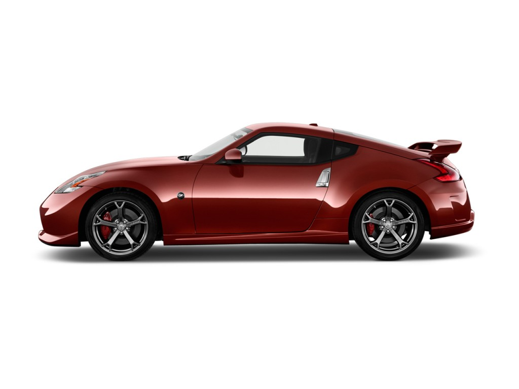 Image: 2013 Nissan 370Z 2-door Coupe Manual NISMO Side ...