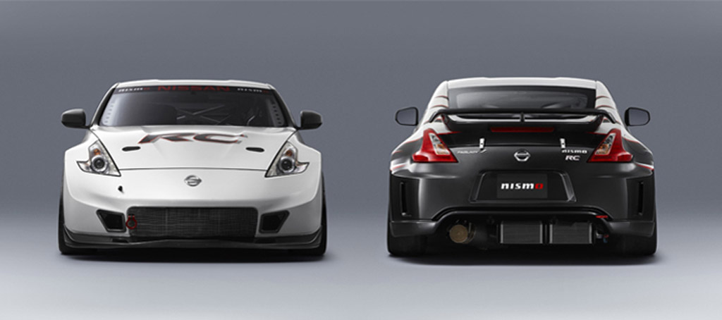 Nissan To Launch New 370z One Make Racing Series