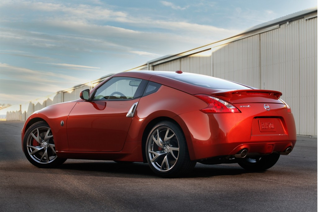 2013 nissan 370z. Black Bedroom Furniture Sets. Home Design Ideas