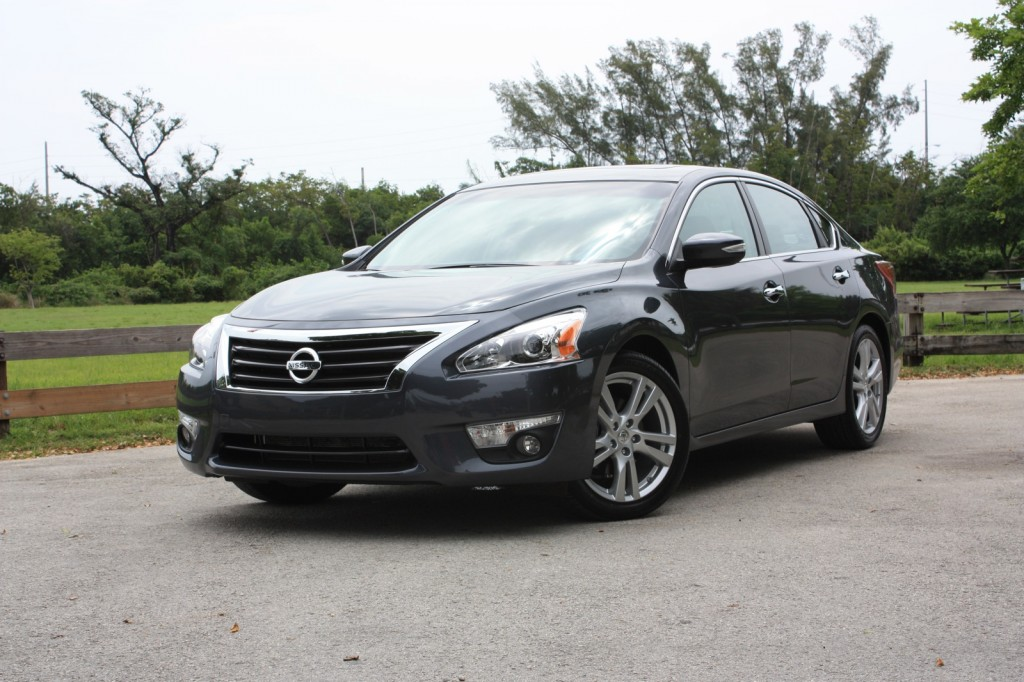 2013 Nissan Altima 3 5 Sl Driven