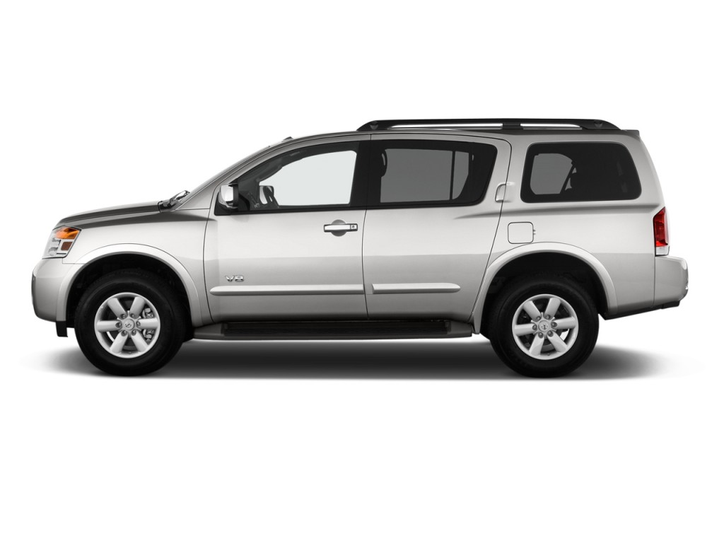 2013 nissan armada pictures photos gallery the car connection. Black Bedroom Furniture Sets. Home Design Ideas