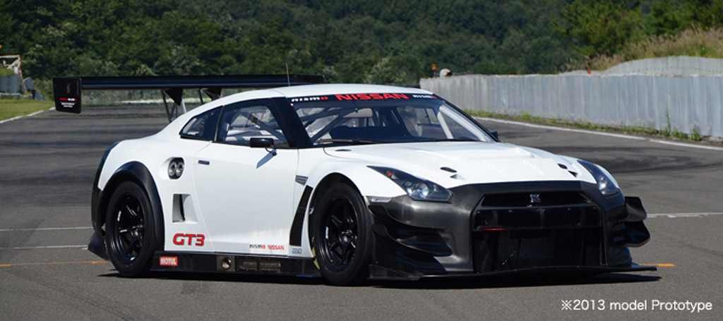 Nissan Updates Gt R Nismo Gt3 Race Car For 2013 Video