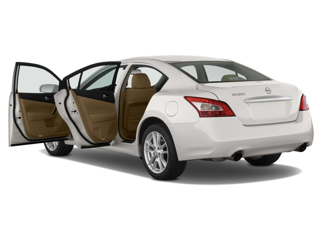 2013 Nissan Maxima 4-door Sedan 3.5 S Open Doors