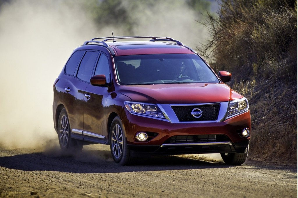 Image: 2013 Nissan Pathfinder, size: 1024 x 683, type: gif, posted on ...