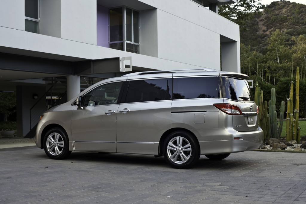2013 nissan quest pictures photos gallery green car reports. Black Bedroom Furniture Sets. Home Design Ideas