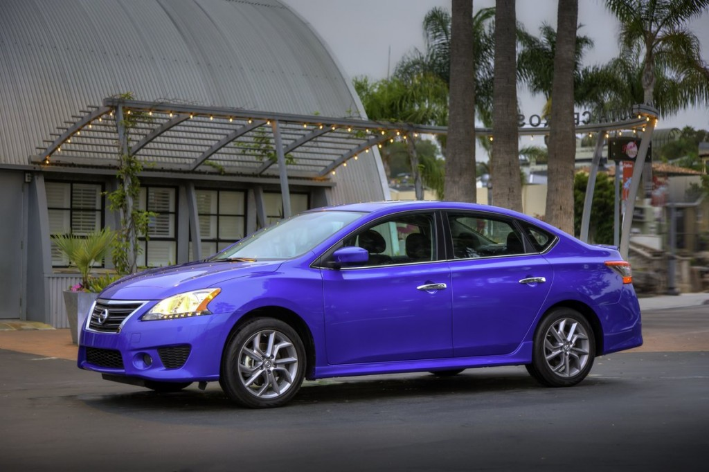 2013 Nissan Sentra Priced From 16 770