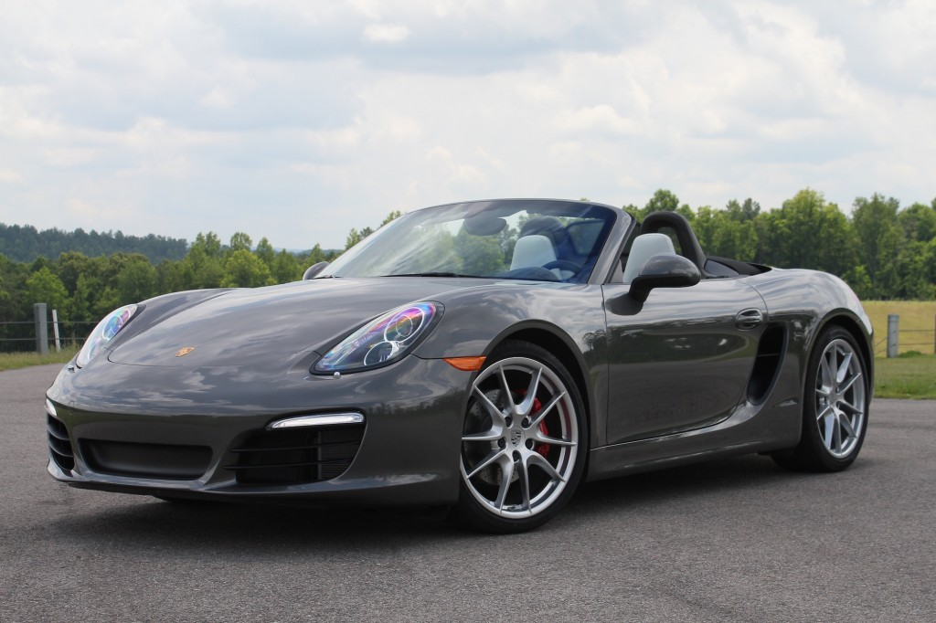 2013 porsche boxster s first drive. Black Bedroom Furniture Sets. Home Design Ideas