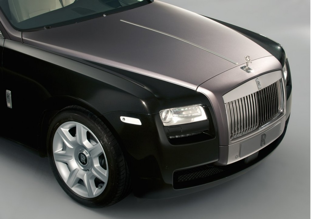 2013 Rolls-Royce Ghost Pictures/Photos Gallery