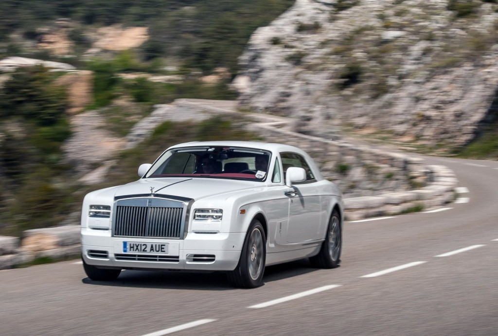 2014 Rolls Royce Phantom Pictures Photos Gallery The Car
