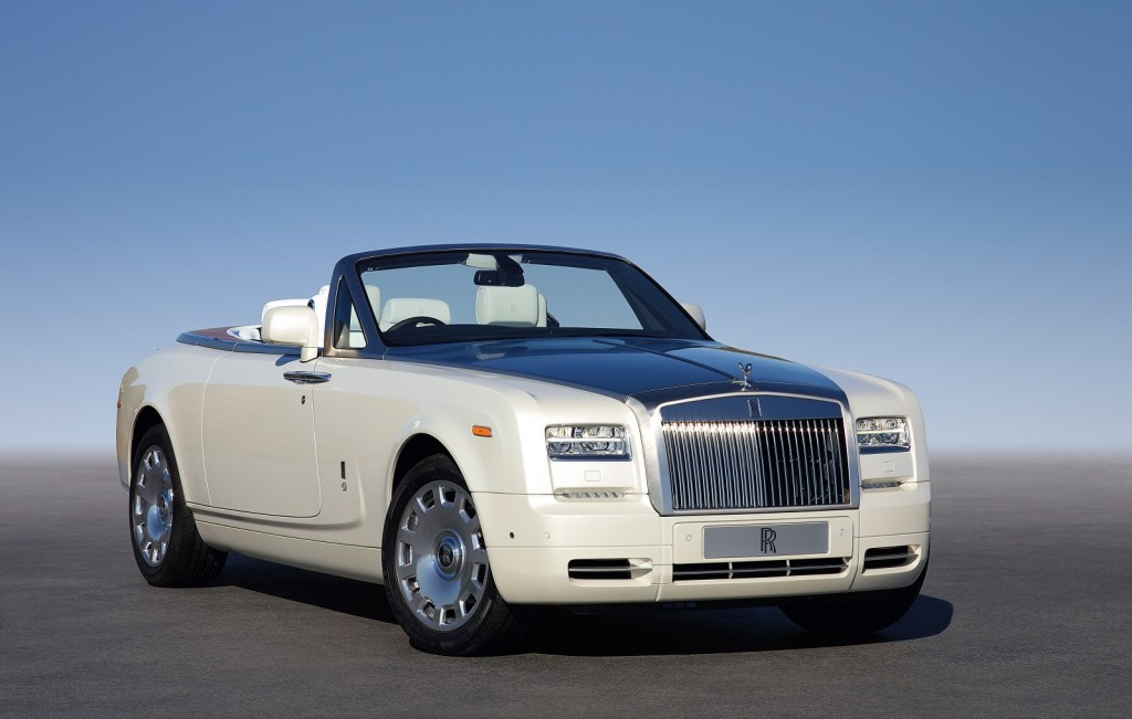 2013 Rolls-Royce Phantom Pictures/Photos Gallery