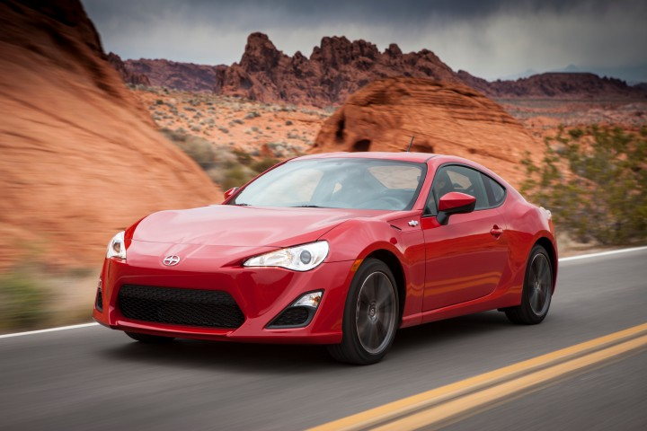 2013 scion fr s review ratings specs prices and photos the car connection. Black Bedroom Furniture Sets. Home Design Ideas