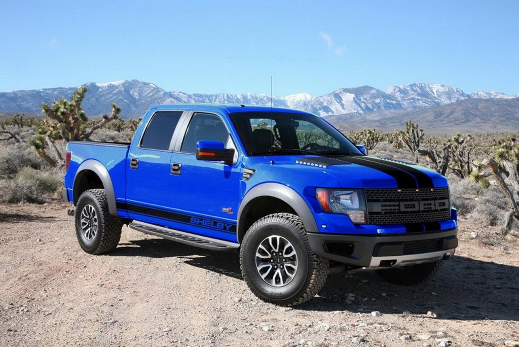 strong demand prompts shelby to boost production of 575 hp f 150 raptor. Black Bedroom Furniture Sets. Home Design Ideas