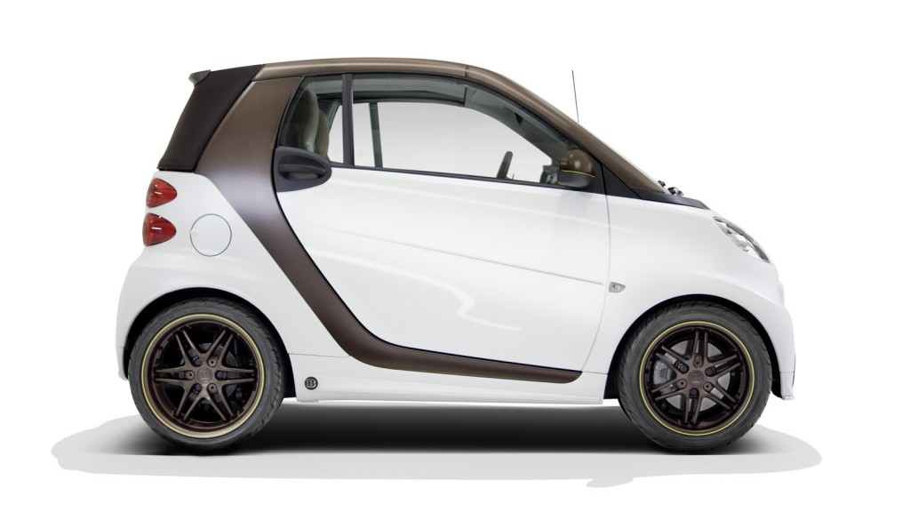 smart partners with boconcept for special edition fortwo. Black Bedroom Furniture Sets. Home Design Ideas