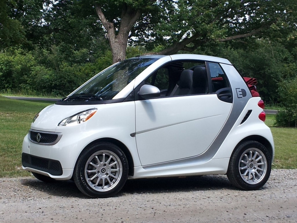 2013 Smart Fortwo Electric Drive Pictures Photos Gallery