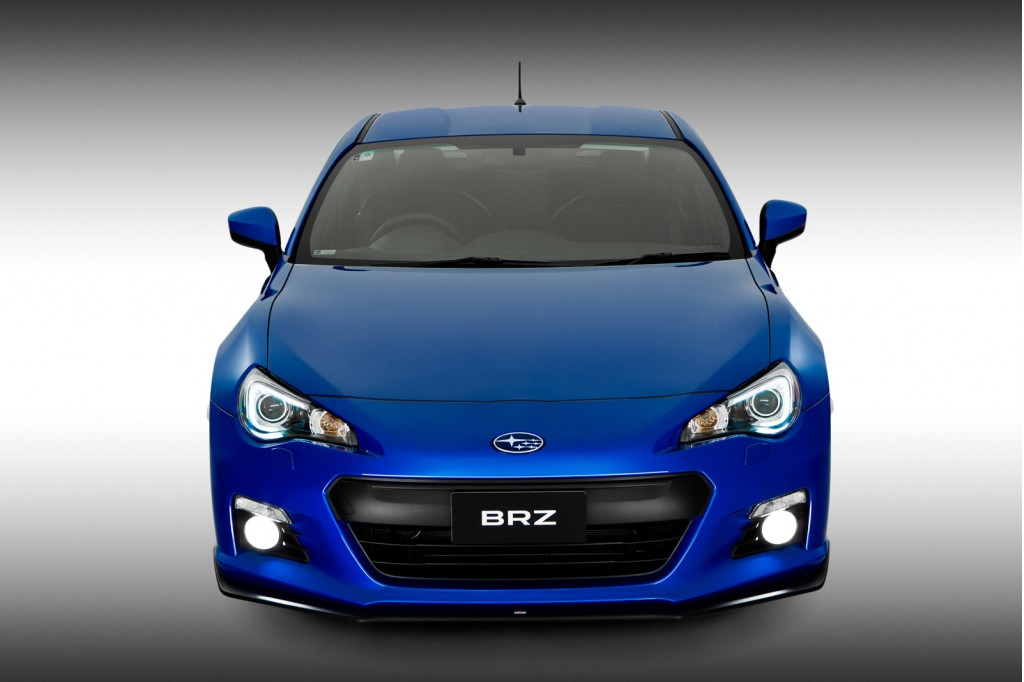 image 2013 subaru brz fitted with sti upgrades size 1024 x 682 type gif posted on october. Black Bedroom Furniture Sets. Home Design Ideas