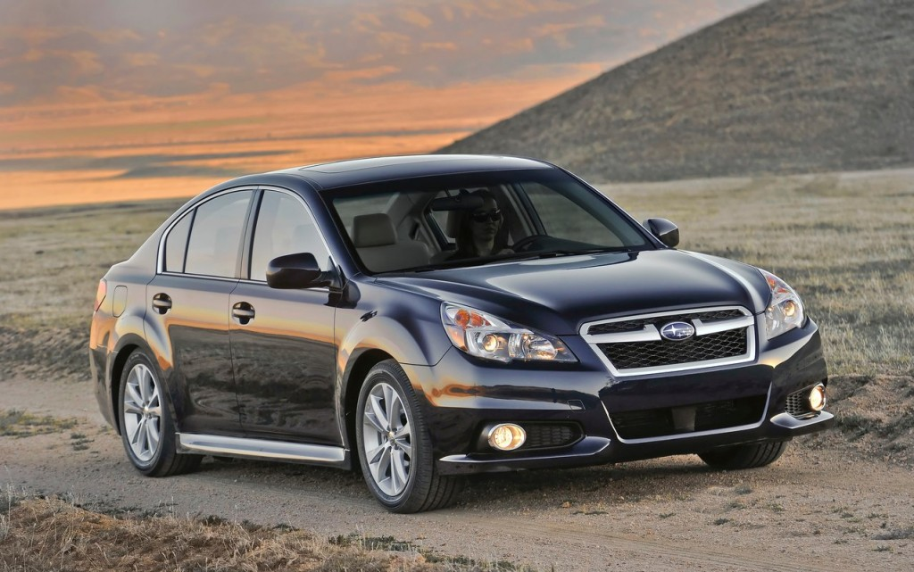 2013 Subaru Legacy Pictures/Photos Gallery - MotorAuthority