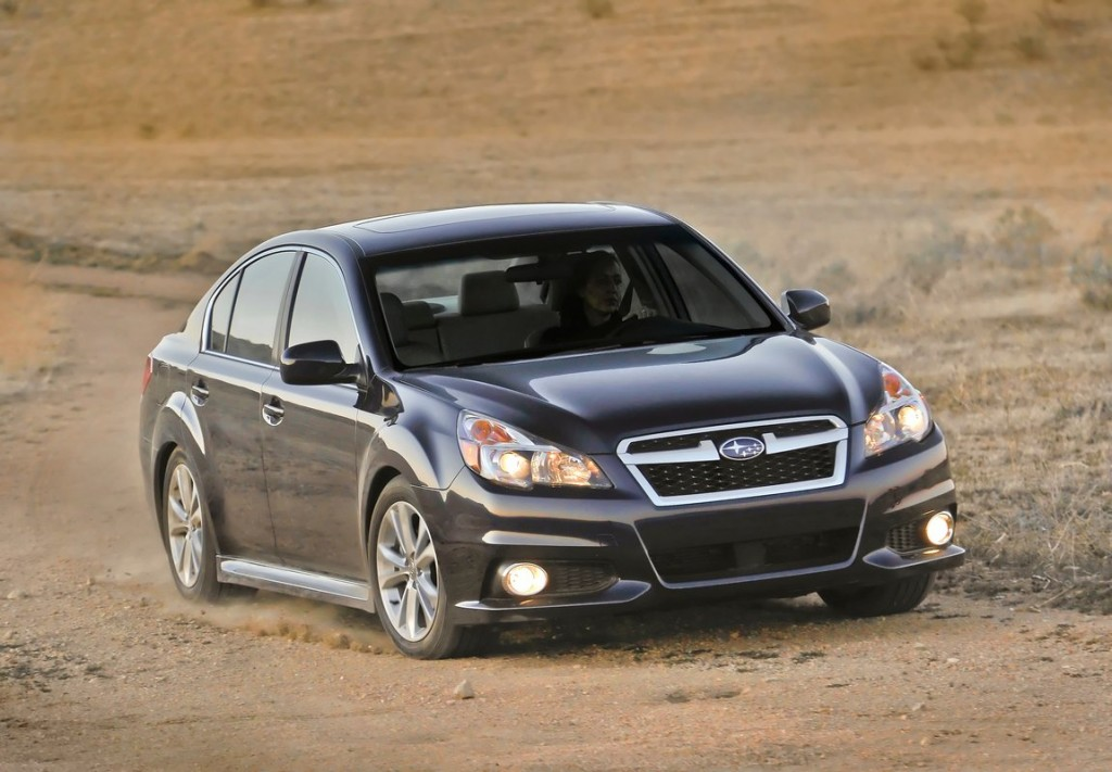 2013 Subaru Legacy Pictures/Photos Gallery - The Car Connection