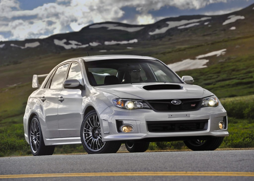 2013 subaru wrx pictures photos gallery green car reports. Black Bedroom Furniture Sets. Home Design Ideas