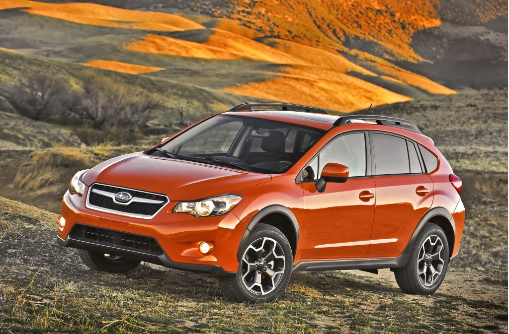 2013 subaru xv crosstrek preview. Black Bedroom Furniture Sets. Home Design Ideas