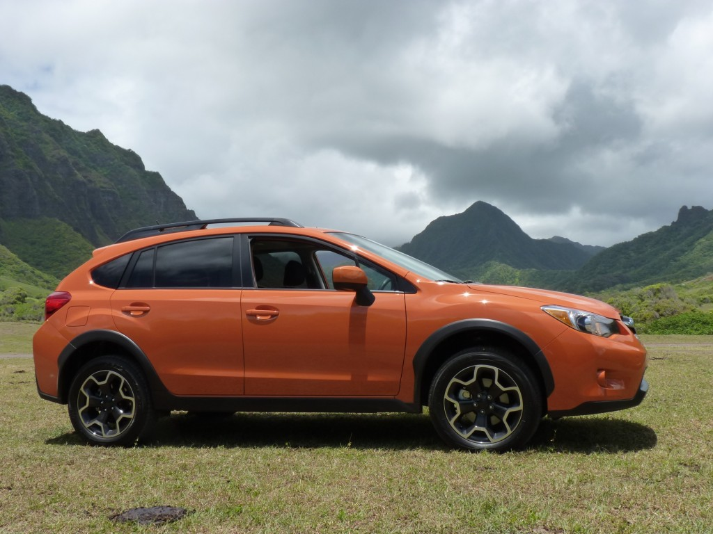2013 subaru xv crosstrek first drive oahu july 2012. Black Bedroom Furniture Sets. Home Design Ideas