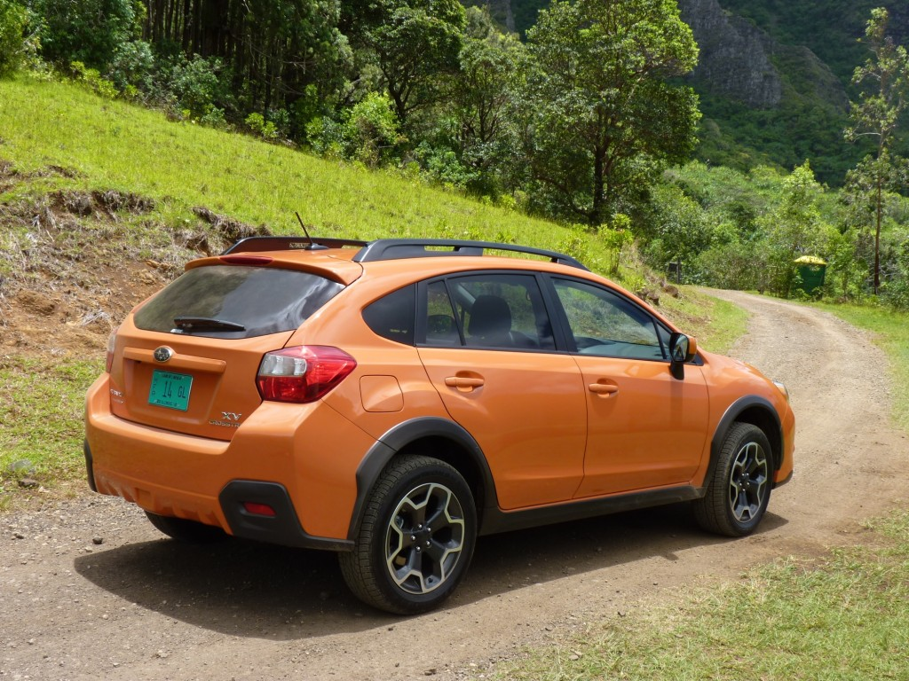 2013 subaru xv crosstrek first drive page 2. Black Bedroom Furniture Sets. Home Design Ideas