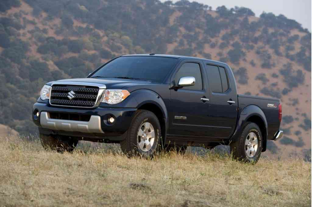2013 Suzuki Equator Review, Ratings, Specs, Prices, and ...