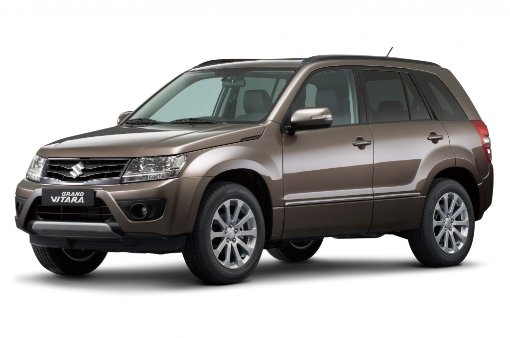 2013 Suzuki Grand Vitara Pictures/Photos Gallery - The Car