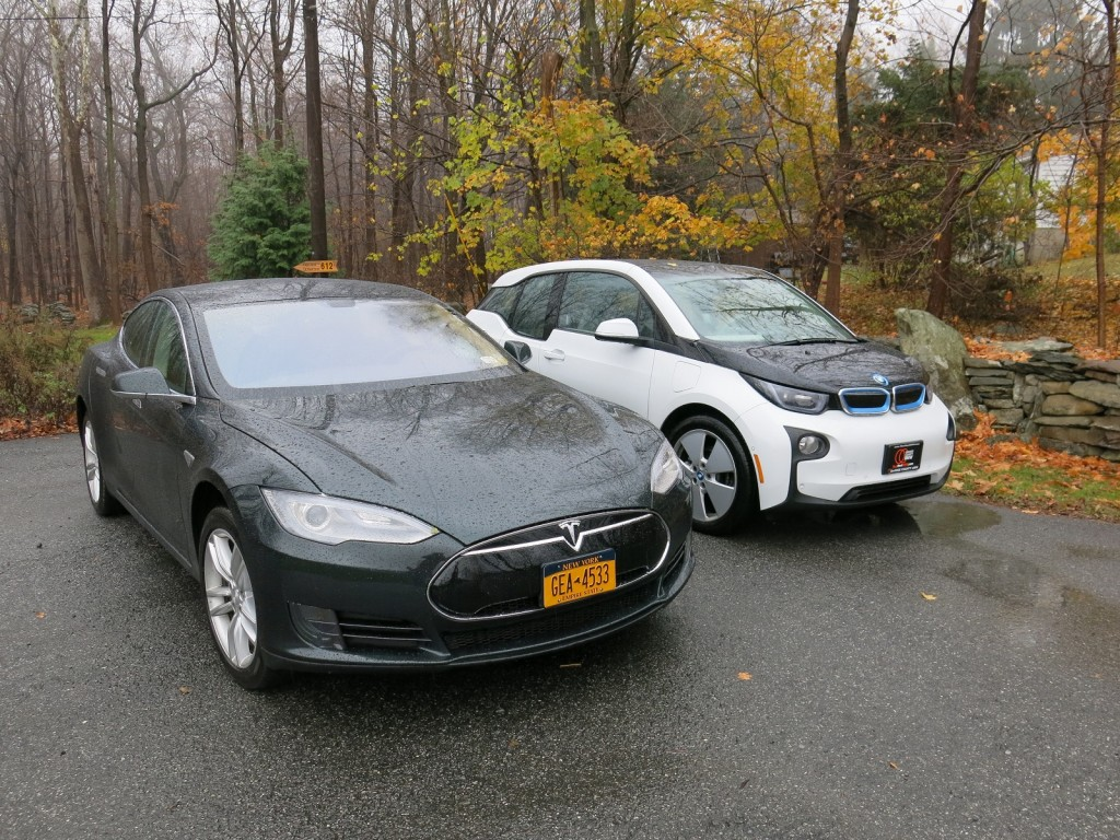 tesla model s vs bmw i3 electric car efficiency comparison test page 2. Black Bedroom Furniture Sets. Home Design Ideas