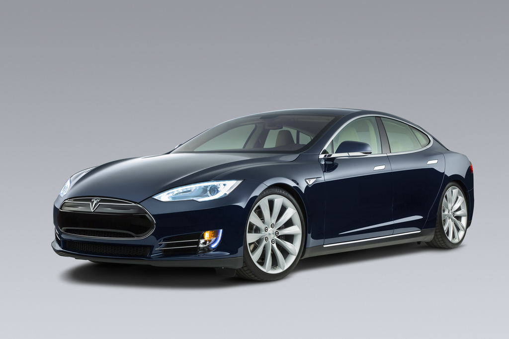 New 2013 Tesla Model S PicturesPhotos Gallery  MotorAuthority