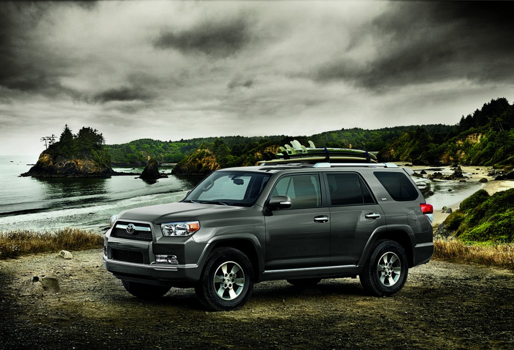 2013 Toyota 4runner Pictures Photos Gallery The Car