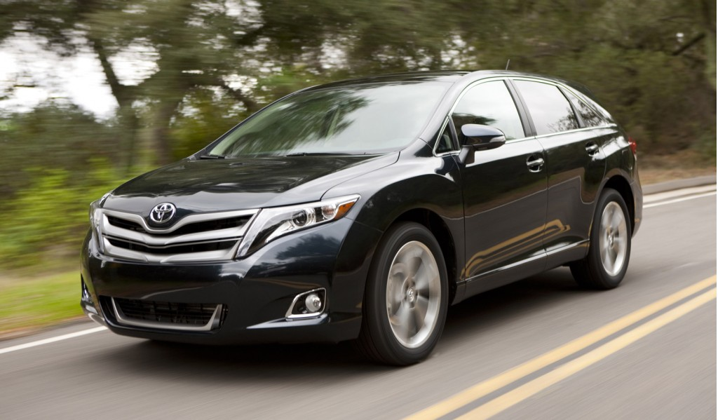2017 Toyota Venza Pictures Photos Gallery The Car Connection