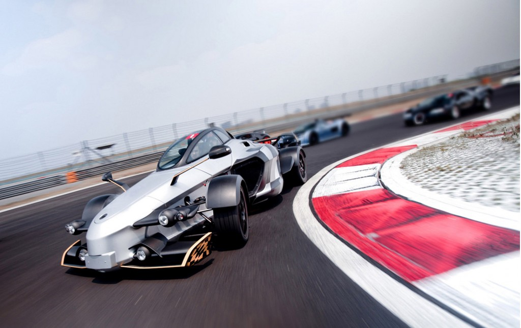 Tramontana gt v 10 track special can be yours for 626 000