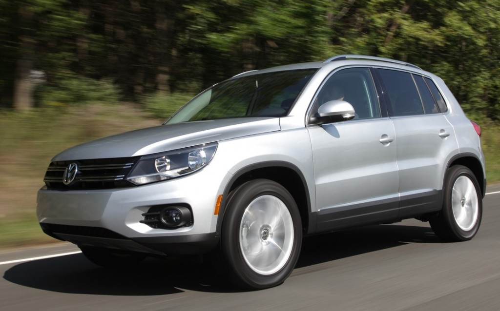 2013 volkswagen tiguan vw pictures photos gallery green car reports. Black Bedroom Furniture Sets. Home Design Ideas