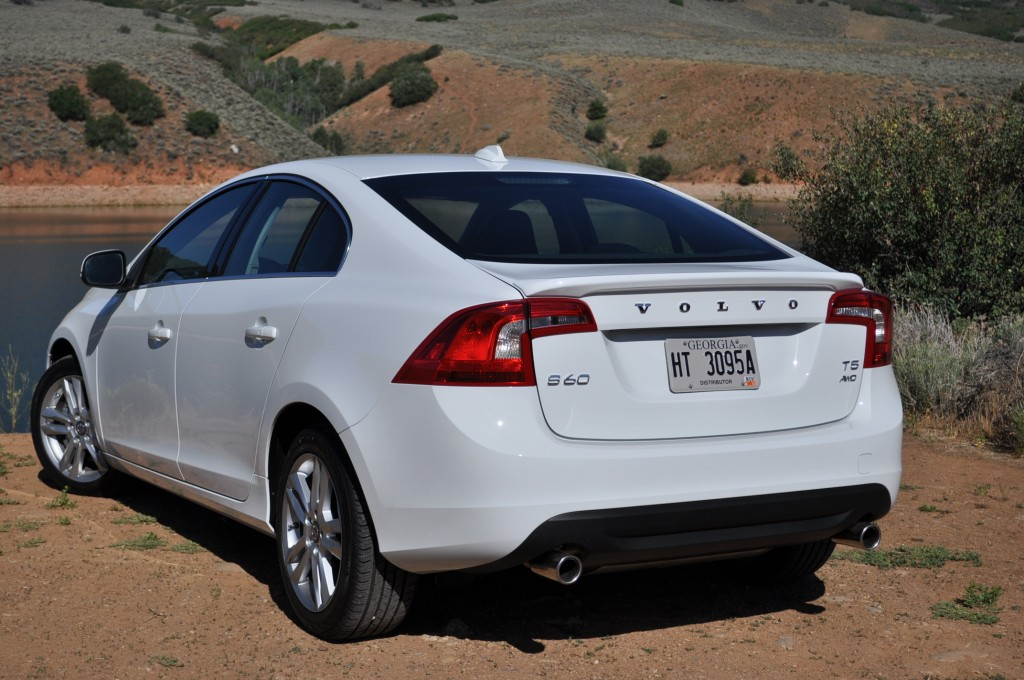 2013 volvo s60 t5 awd first drive. Black Bedroom Furniture Sets. Home Design Ideas