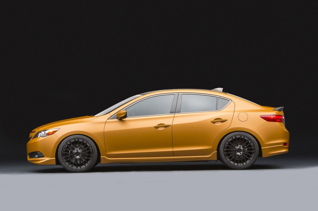 2010 Acura ILX Street Build Concept photo - 2