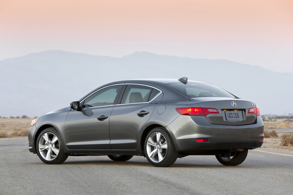 2014 Acura ILX Pictures/Photos Gallery - Green Car Reports