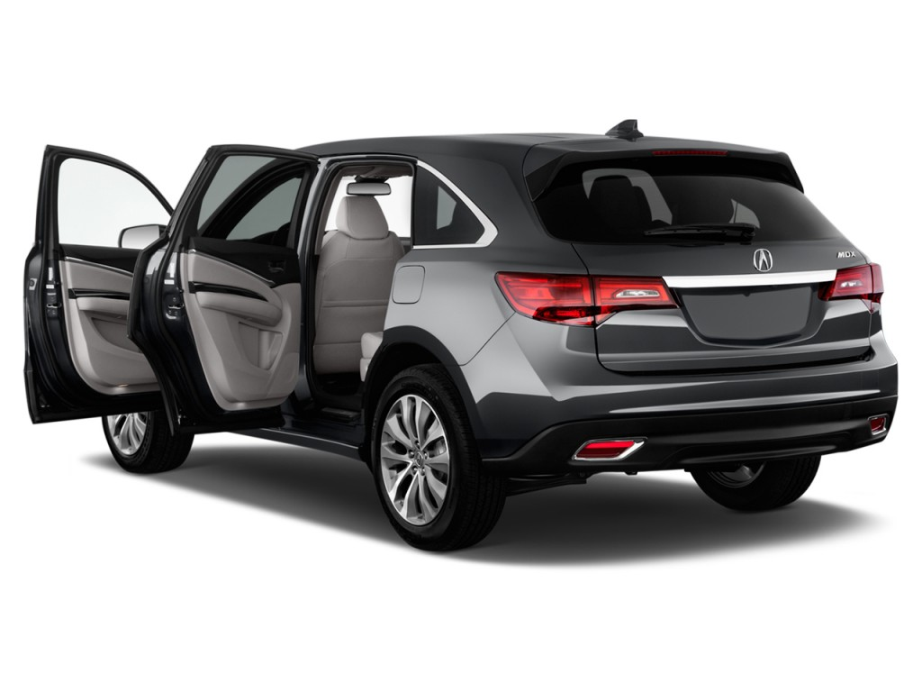 2014 acura mdx pictures photos gallery the car connection. Black Bedroom Furniture Sets. Home Design Ideas