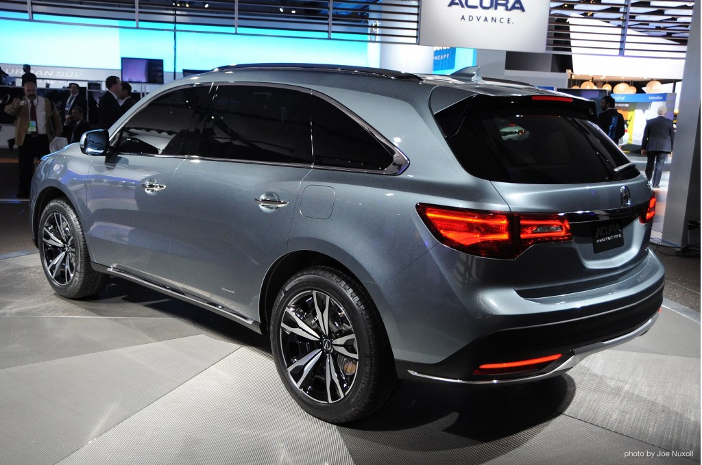 2014 acura mdx reviews and ratings the car connection. Black Bedroom Furniture Sets. Home Design Ideas