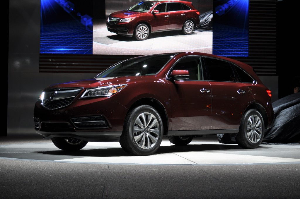 2014 acura mdx reviews and ratings the car connection autos post. Black Bedroom Furniture Sets. Home Design Ideas