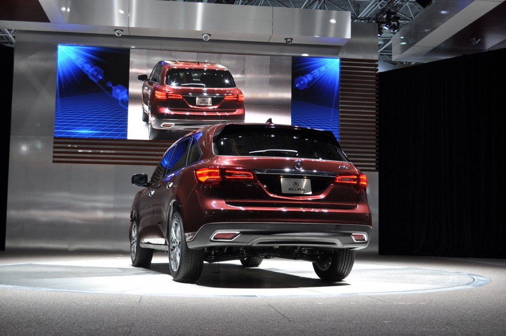 2014 Acura MDX - Photo Gallery