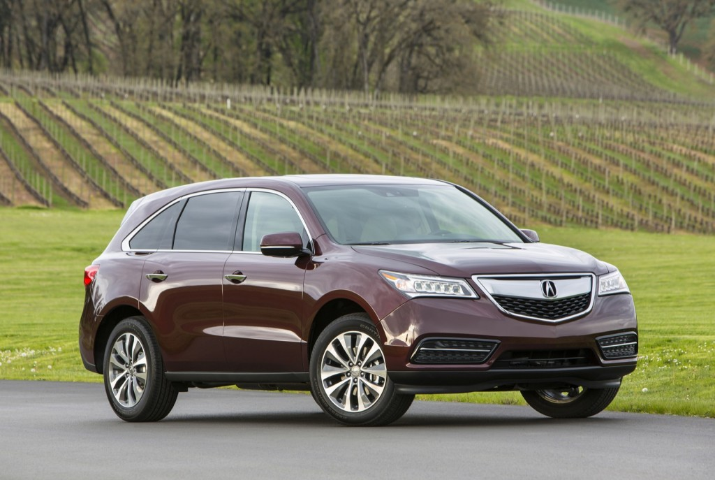 2014 acura mdx pictures photos gallery motorauthority. Black Bedroom Furniture Sets. Home Design Ideas