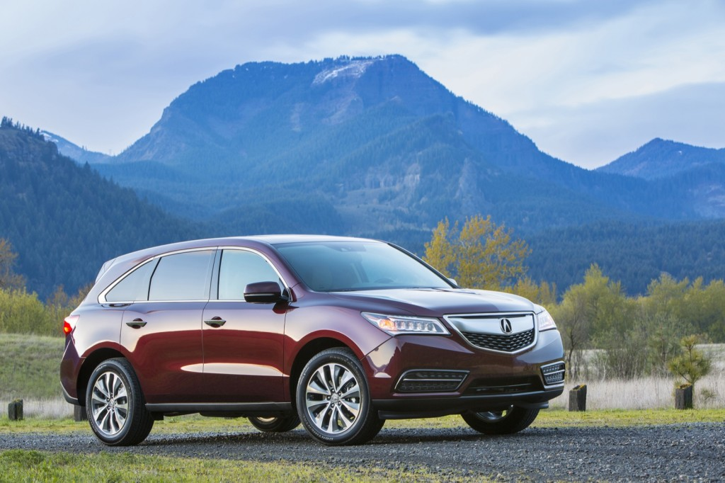 2014 acura mdx recalled for loose bolts. Black Bedroom Furniture Sets. Home Design Ideas