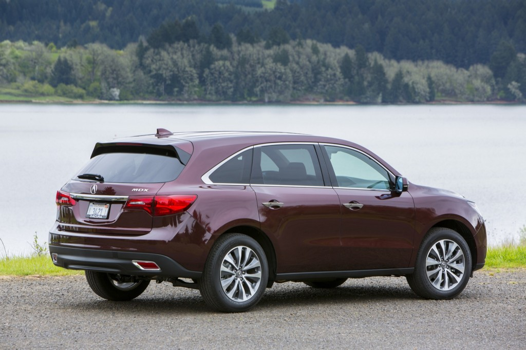 2014 Acura Mdx | 2017 - 2018 Best Car Reviews