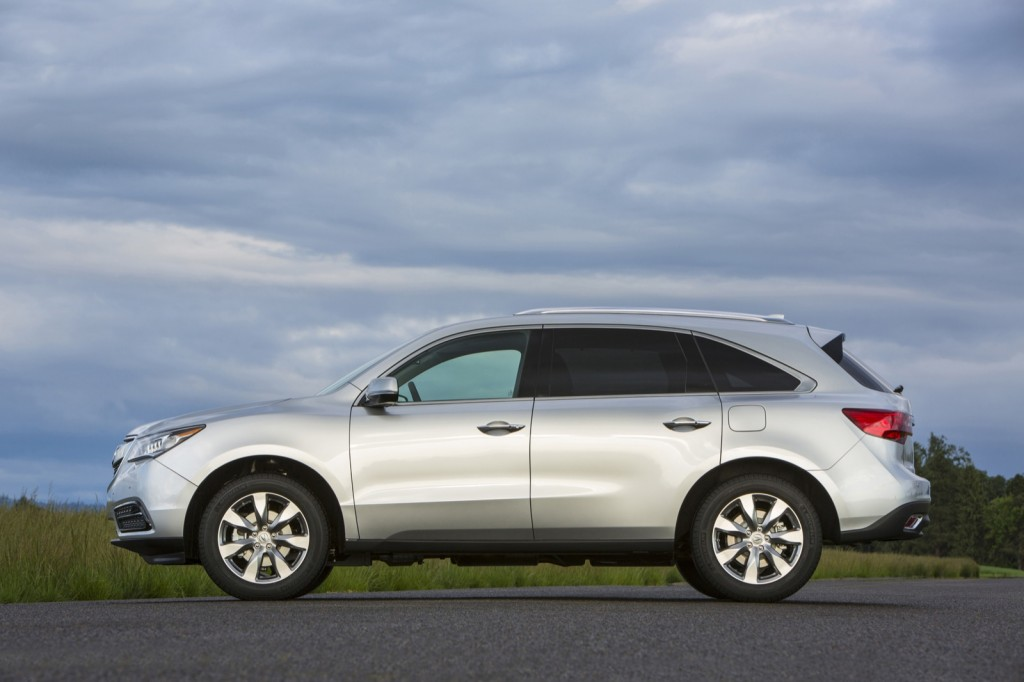 expected price if acura mdx in autos post. Black Bedroom Furniture Sets. Home Design Ideas
