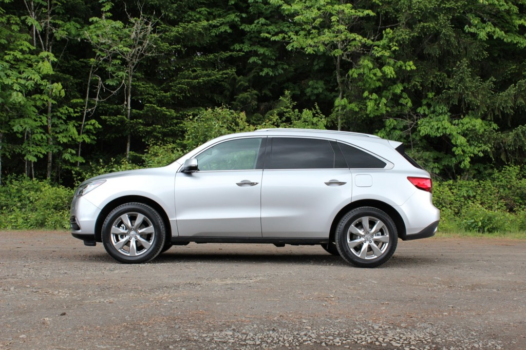 Image: 2014 Acura MDX - First Drive, May 2013, size: 1024 ...
