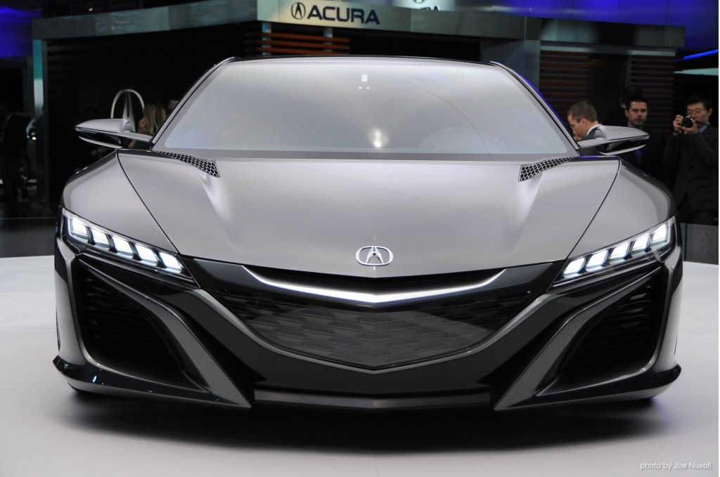 1092227 acura Nsx And Honda Civic Type R Concepts Headed For Goodwood on mercedes benz c450